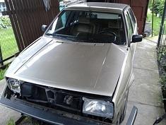 VW Jetta CL 1.8 8v, 1986