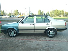 VW Jetta CL 1.8 8v, 1986
