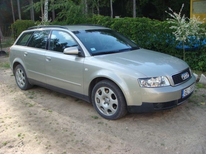 Audi A4 AVANT, 2003