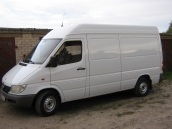 Mercedes-Benz Sprinter , 2000