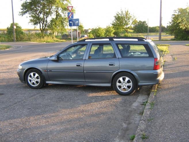 Opel Vectra , 2001