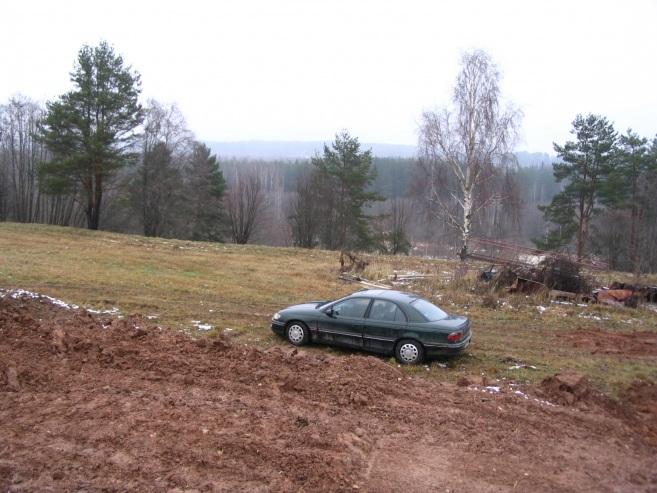 Opel Omega 2.5V6, 1994