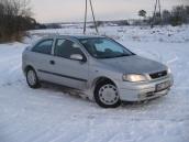 Opel Astra G, 2001