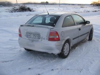 Opel G , 2001