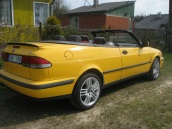 SAAB 9-3 Cabrio, 1998
