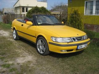 SAAB Cabrio , 1998