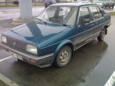 VW Jetta , 1984