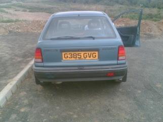 Opel - Vauxhall Astra , 1988