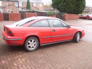 Opel - Vauxhal Calibra , 1995