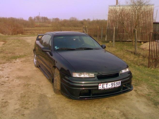 Opel Calibra , 1991