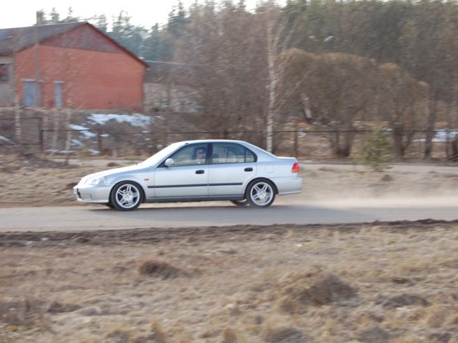 Honda Civic EJ9 1.4iS, 1999