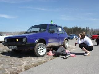 VW mk1 , 1982