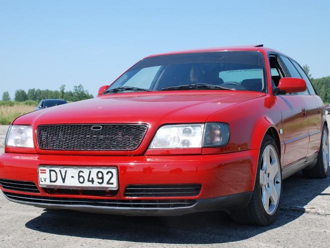 Audi 100 2.5tdi powered by InC, 1994