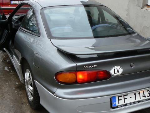 Mazda , Nelielie veidojumi