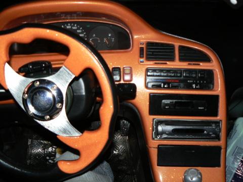 Mazda , Panelis