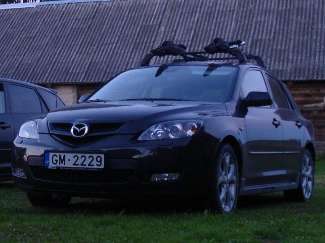 Mazda 3 , 2007