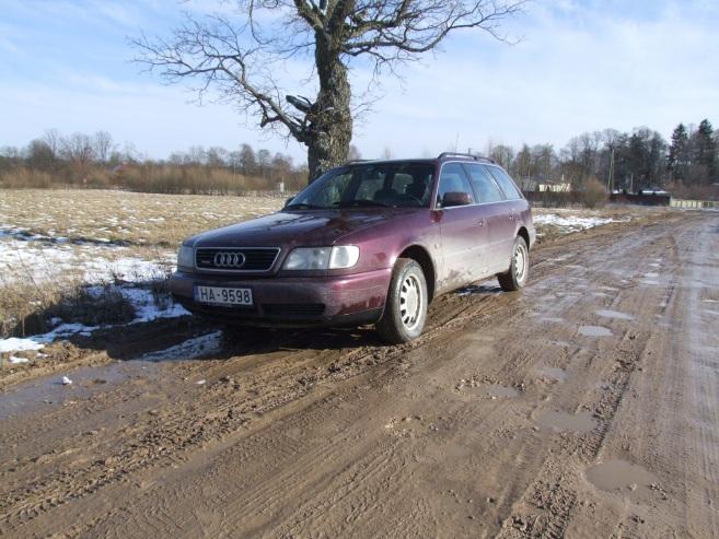 Audi A6 Avant Quattro, 1996
