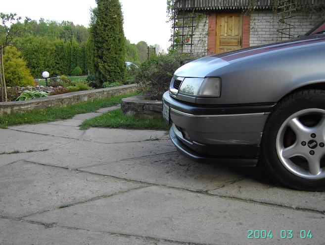 Opel Vectra A, 1988