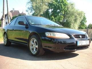 Honda Coupe EX V6 , 1997