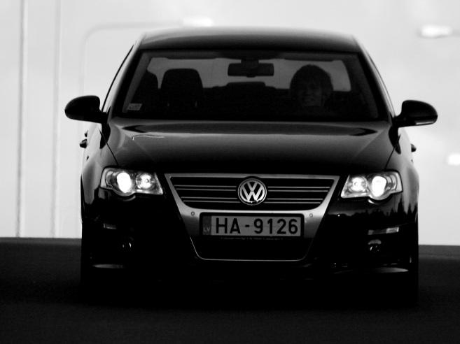 VW Passat 1.8TSI R-line, 2008