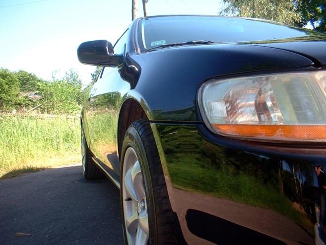 Honda Accord Coupe EX V6, 1997