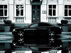 Audi A6 Black Pearl, 1998