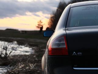 Audi Black Pearl , 1998