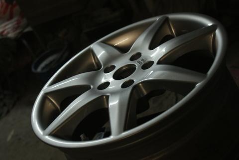 Audi A6 Black Pearl, Vasaras diski =)