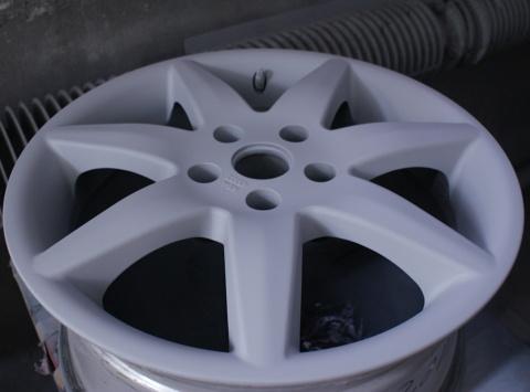 Audi Black Pearl, Vasaras diski =)