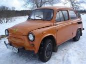 ZAZ 965 , 1968
