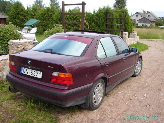 BMW 316 , 1996