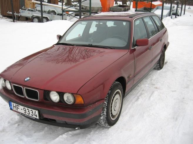 BMW 525 tds, 1995