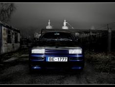 VW Corrado PROJECT, 1993