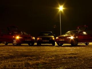 Opel Astra G, 1999