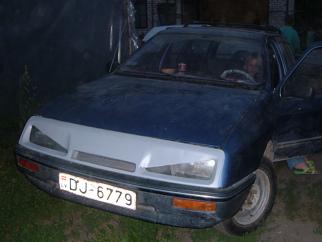 Ford 2.0 karbūzis , 1986