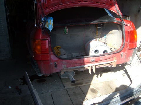 Audi , Bamperis, āķis un moldingi
