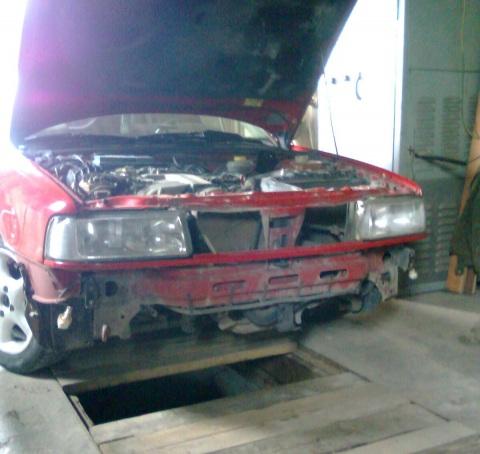 Audi , Lampa