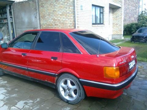 Audi , Pulēšana