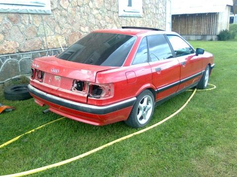 Audi , Aizm lampu tonešana