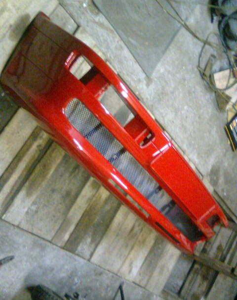 Audi , S2 bamperis