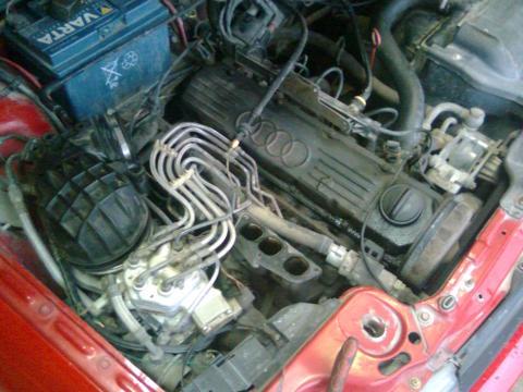 Audi 90 , Vārstu vāka blīve + krāsains kolektors