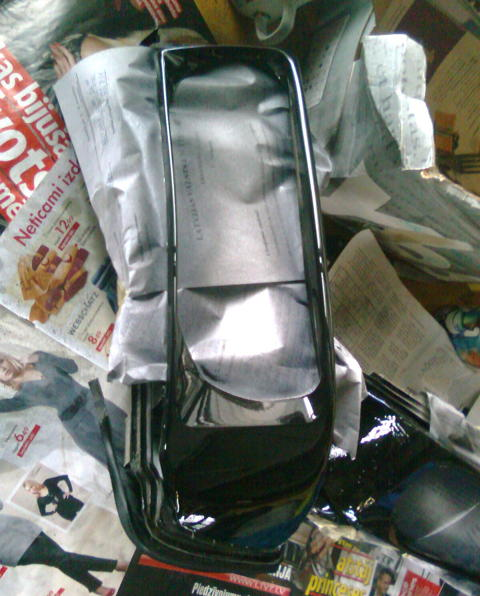 Audi , Hella black + uzacs
