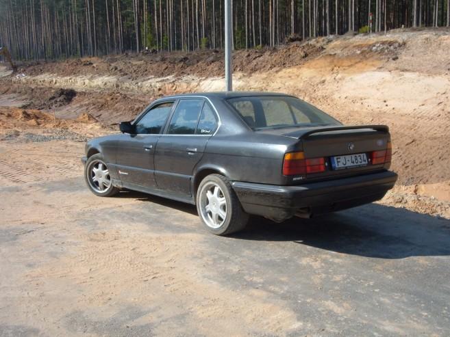 BMW 525 , 1989