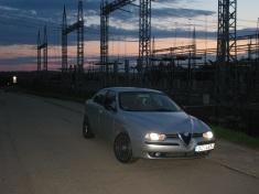 Alfa Romeo 156 Twin Spark, 2001