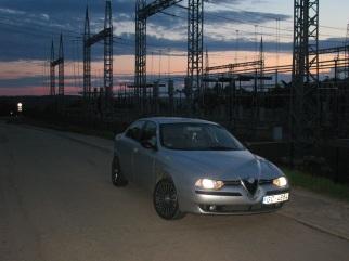 Alfa Romeo Twin Spark , 2001