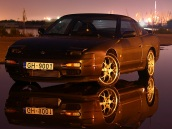 Nissan 200 SX RS13, 1993