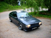 VW Scirocco GTII, 1992