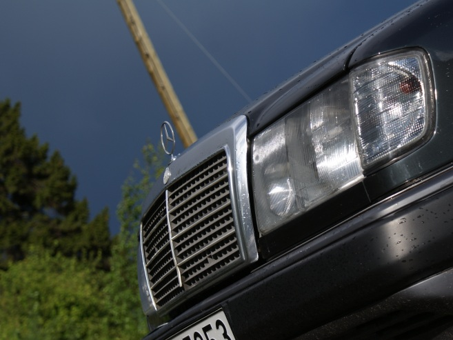 Mercedes-Benz 300 , 1992