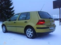 VW Golf MK4 TDi, 1998