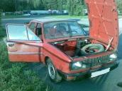 Škoda 120 L estelle, 1983